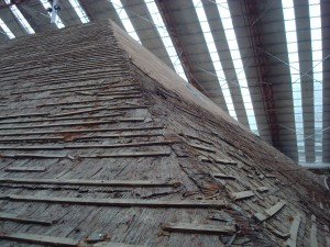 朝光寺の屋根修復工事