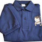 加東伝の助ポロシャツ